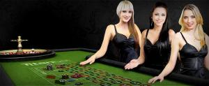 roulette and live casino dealers
